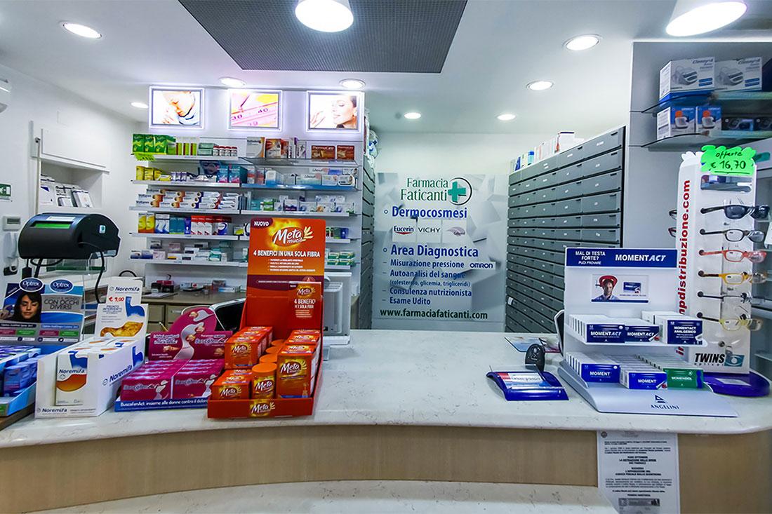Farmacia Faticanti dott. Paolo - Sora FR