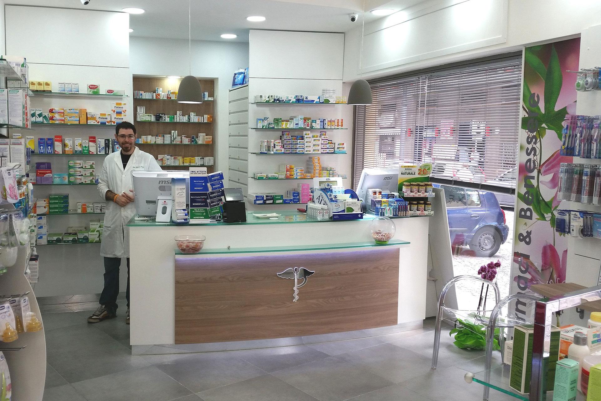 Farmacia Malta dott.ssa Malta Fiorillo M. G. - Portici NA