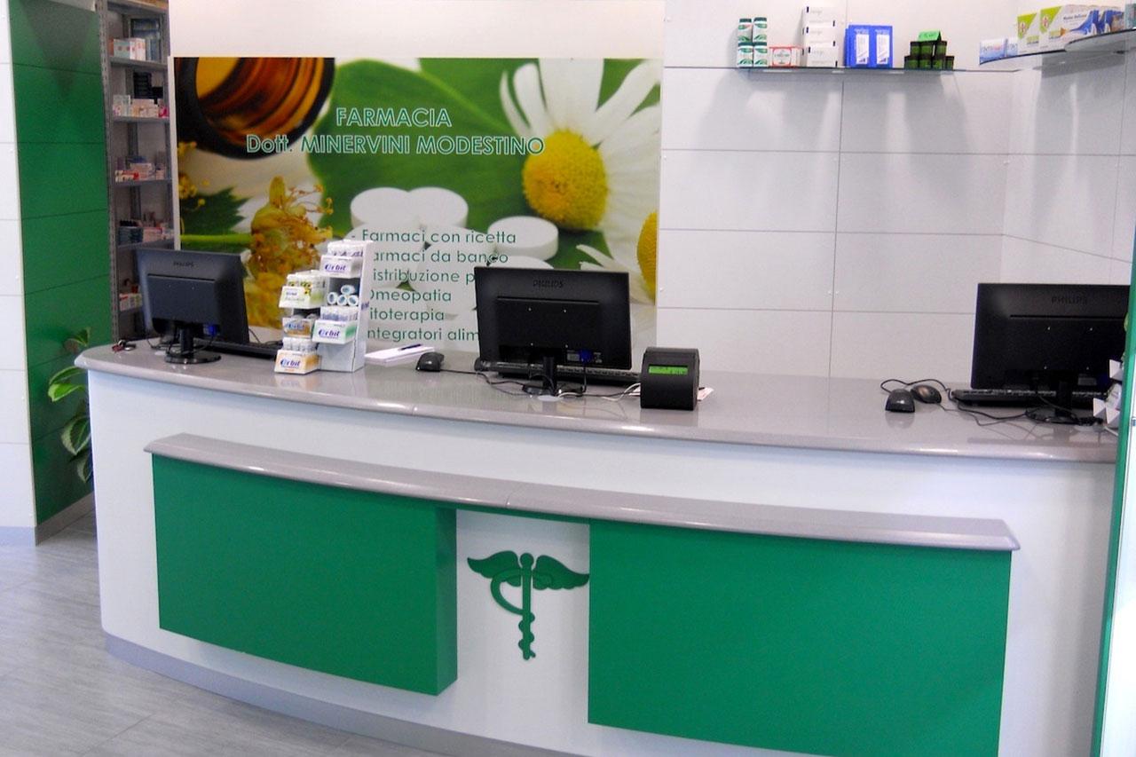 Farmacia Minervini dott. Modestino - Napoli