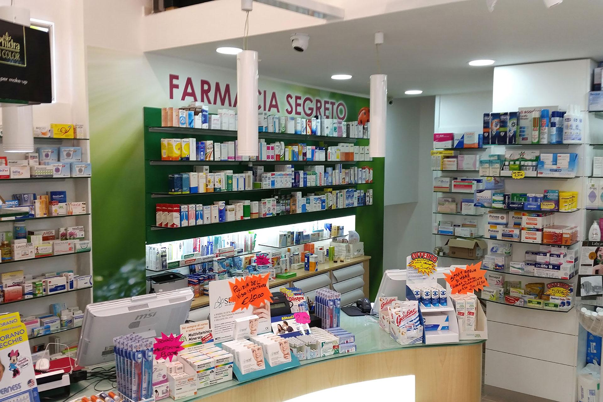 Farmacia Segreto dott. Francesco - Napoli